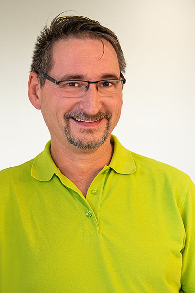 Therapiezentrum Hendrik Dikhoff - Team: Physiotherapeut Jürgen Höllering